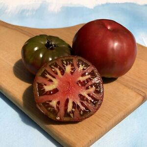 TOMATO (Cherokee Purple) 30+ seeds 🙂HEIRLOOM NON GMO Instructions Included x