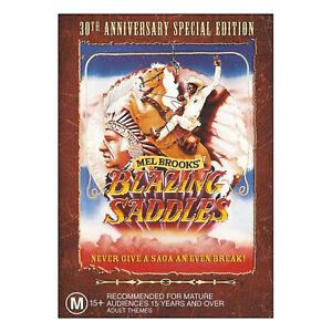Blazing Saddles 30th Anniversary Special DVD Brand New Mel Brooks, Gene Wilder