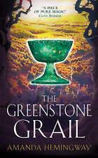 The Greenstone Grail (Sangreal Trilogy),Hemingway, Amanda,Excellent Book mon0000