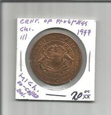 (G) So Called Dollar 1933/34 Chicago Worlds Fair Michigan Coin