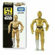 Star Wars C-3PO #04 MetaCalle Collection Metal Figure Collectible Takara Tomy