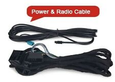 Erisin LMBENZ-6M Extension Radio & Power Cable for Benz E3080E ES3069C