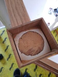 Oak Veneer 1.5m Newel Post Cladding Kit for 90mm Newels
