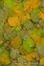 CRYSTAL PALACE POPCORN Yarn - Color #434  Kiwis-Mangos - Gold Green - Nylon