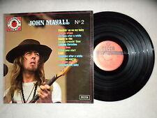 "LP JOHN MAYALL ""N°2"" DECCA COCCINELLE 210.042 FRANCE µ"