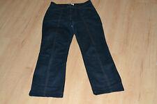 BONITA  Jeans Hose Gr.36K, Kurzgr. dunkelblau  WIE NEU