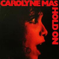Carolyne Mas - Hold On (CD) [2019 Renaissance Records] + bonus tracks