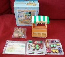 Sylvanian Families VEGETABLE STORE Epoch Japan MI-03 Rare Calico Critters
