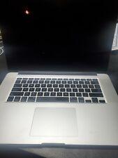 """MacBook Pro 15"""" (Retina Mid 2014), 2.5GHz Quad i7, 16GB RAM, 250GB SSD,Big Sur"""