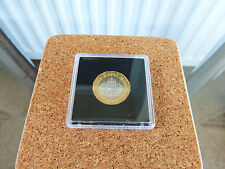 UNCIRCULATED 2015  £1  TRIAL PIECE  COIN + RARER THAN 50 p KEW AND 20 p UNDATED.