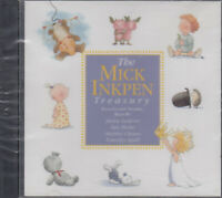 The Mick Inkpen Treasury CD Audio Book 4 Classic Stories Martin Clunes Tim Spall