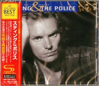 STING & THE POLICE-BEST OF STING & THE POLICE-JAPAN SHM-CD E50