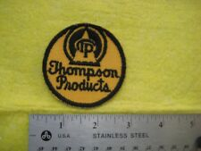 NASCAR Drag Racing TRW  Thompson Products  Racing  Patch