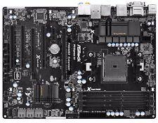 ASRock FM2A88X Extreme 4+ AMD FM2+ ATX Placa madre USB 3.0, Sata 3, HDMI y DVI