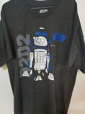 Star Wars R2D2 T-Shirt Men's XL