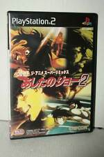 ASHITA NO JOE 2 THE ANIME SUPER REMIX USATO SONY PS2 ED JAP NTSC/J VBC 52397