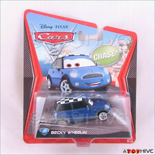 Disney Pixar Cars 2 Chase Becky Wheelin No. 33