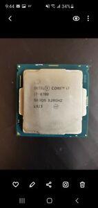 Intel Core SR3QS i7-8700 3.20Ghz 6 Cores 12MB LGA1151 CPU Processor