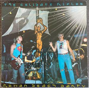 The Celibate Rifles - Roman Beach Party - Original Vinyl Record