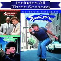 Spenser for Hire Complete Series Seasons 1-3 - DVD - New Sealed