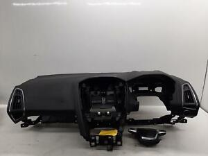 2012 MK3 FORD FOCUS Front Airbag Kit Dashboard Drivers Passengers Airbags