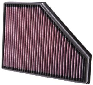 K&N Hi-Flow Performance Air Filter 33-2942 fits BMW 3 Series 320 d (E90) 120k...