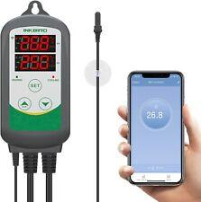 WiFi Aquarium Thermostat Heater Temperature Conditioner Marine Controller Remote