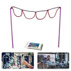 Giant Bubble Multi Loops Sticks incl. 5 Liters Bubble Solution Sticks for Party