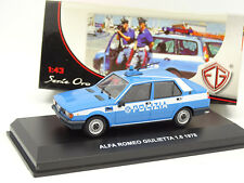 Edison 1/43 - Alfa Romeo Giulietta 1978 Polizia