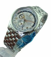 Maurice Lacroix Masterpiece Worldtimer mp6008-ss002-110 NUOVO OVP