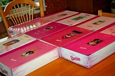 The Great Eras Collection Barbie Dolls-All Volumes-10 Dolls NRFB