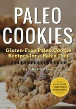 Paleo Cookies: Gluten-Free Paleo Cookie Recipes for a Paleo Diet (Paperback or S