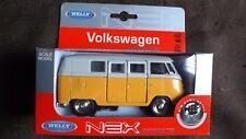 1:38 -  *VOLKSWAGEN BUS 1963*  Welly  Nex.