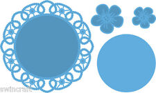 Marianne CREATABLES Cutting & Embossing Die FLOWER DOILY LR0388