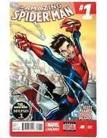 Amazing Spider-Man #1 First Print Marvel Comics VF/NM 1St Silk Cindy Moon Cameo