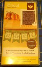 """Cricut """"Home for the Hloidays - Fall & Winter""""*"""