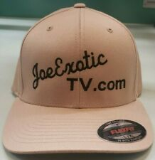 Joe Exotic TV.com Flexfit Hat - S/M, L/XL Tiger King - FREE SHIPPING A+ Quality!