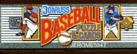 LOT 2 Two SETS 1990 DONRUSS BASEBALL Factory Sealed SET Sammy Sosa Larry Walker