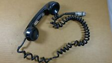 Motorola handset black push button Motorola radio SOURY CO 1950'S?