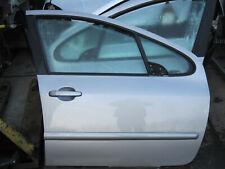 Peugeot 307 Schrägheck Tür vorne rechts BEIFAHRERSEITE Graumet./Silber Bj.04(16)