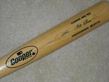 Matt Williams Cooper Game Bat San Francisco Giants Washington Nationals