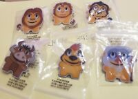 Amazon Peccy Pin- Lion King, set of 6- Rare!
