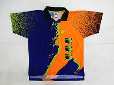 NIKE AGASSI VINTAGE SHIRT POLO MAGLIA JERSEY TENNIS 80'S