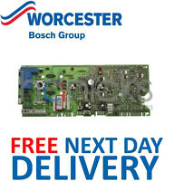 Worcester Bosch 24 Si, 28 Si ll MK2 PCB 87483004880 H02-152 Genuine Part *NEW*