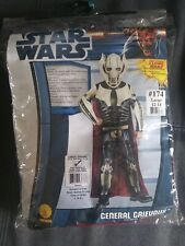 Star Wars Child Deluxe General Grievous Costume Large 12-14 THE CLONE WARS