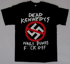 FREE SAME DAY SHIPPING NEW PUNK DEAD KENNEDYS NAZI PUNKS F* OFF SHIRT MEDIUM