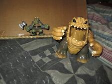 "HASBRO STAR WARS GALACTIC HEROES Jabba RANCOR Pit Beast Figure 5""GAMORREAN GUARD"