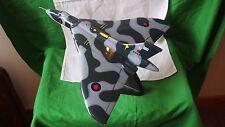LARGE BRAVO DELTA MODELS MAHOGANY RAF AVRO VULCAN BOMBER  MODEL 1/78  #099