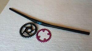 Ethirteen Blackspire BBB MTB ebike Chainring Handlebar Job Lot Bundle New