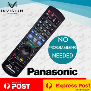 PANASONIC Replacement Remote Control TV DVD Blu Ray BD DMP-BD75 DMP-BD755 IR6